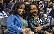 Bowie State fans are all smiles during the CIAA men's finals.