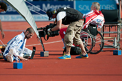 KAPELLAS Christos, 2014 IPC European Athletics Championships, Swansea, Wales, United Kingdom