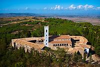 Albanie, Province de Fier, monastere Ardenica du 13e siecle // Albania, Fier province, Ardenica Monastery