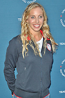 LONDON - July 26: Muriwl Zagunis at the U.S. Olympic Committee Benefit Gala (Photo by Brett D. Cove)