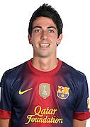 F.C. Barcelona 2012 / 2013. Isaac Cuenca Lopez...Photo: Gregorio / ALFAQUII