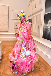 Grayson Perry at The Royal Academy of Arts Summer Exhibition Preview Party 2019, Burlington House, Piccadilly, London England. 04 June 2019.