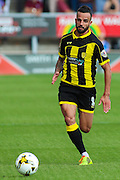 Robbie Weir during the Sky Bet League 1 match between Burton Albion and Scunthorpe United at the Pirelli Stadium, Burton upon Trent, England on 8 August 2015. Photo by Aaron Lupton.