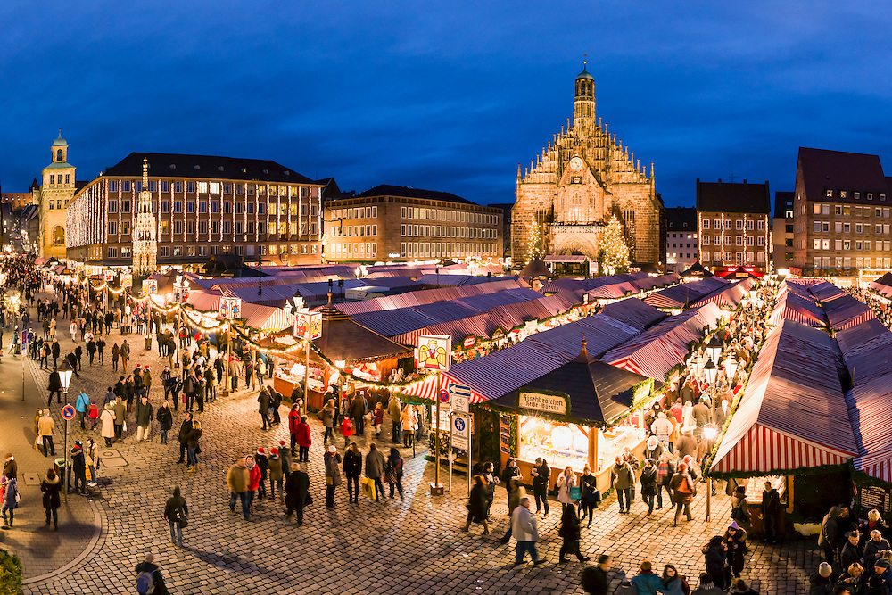 nuernberg christkindlmarkt bei nacht harald nachtmann. Black Bedroom Furniture Sets. Home Design Ideas