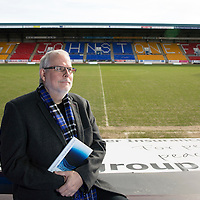 St Johnstone Poet Jim Mackintosh