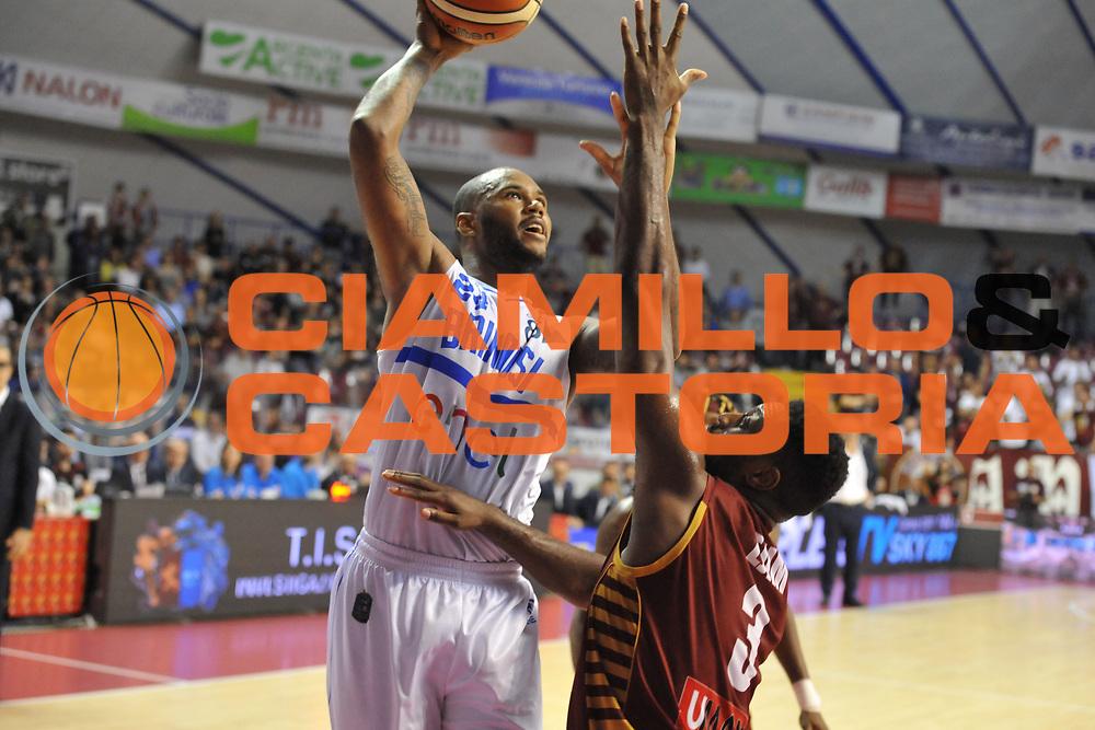 Amath M'Baye<br /> Umana Reyer Venezia - Enel Brindisi <br /> Lega Basket Serie A 2016/2017<br /> Venezia 07/05/2017<br /> Foto Ciamillo