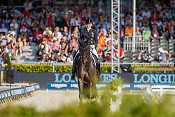 Schneider Dorothee, GER, Showtime<br /> European Championship Dressage<br /> Rotterdam 2019<br /> © Hippo Foto - Dirk Caremans