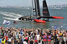 2013 - AMERICA'S CUP - 22th of september - SAN FRANCISCO - CALIFORNIA - USA
