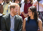 Meghan & Harry Visit Macarthur Girls High School
