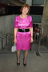 TESSA JOWELL MP at the Roundhouse Rock and Roll Circus - an evening to raise funds for the Roundhouse's continued delivery of projects and facilities for young people, held at The Roundhouse, Chalf Farm Road, London on 12th June 2008.<br />