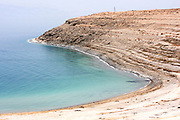 Israel, the shores of the Dead Sea