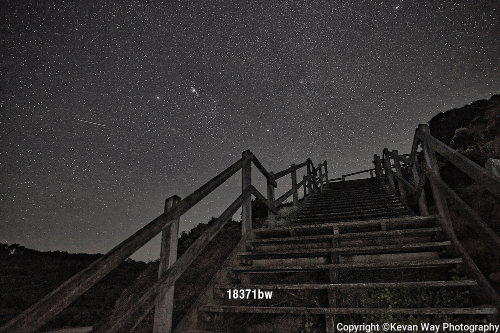 Bells steps by starlight