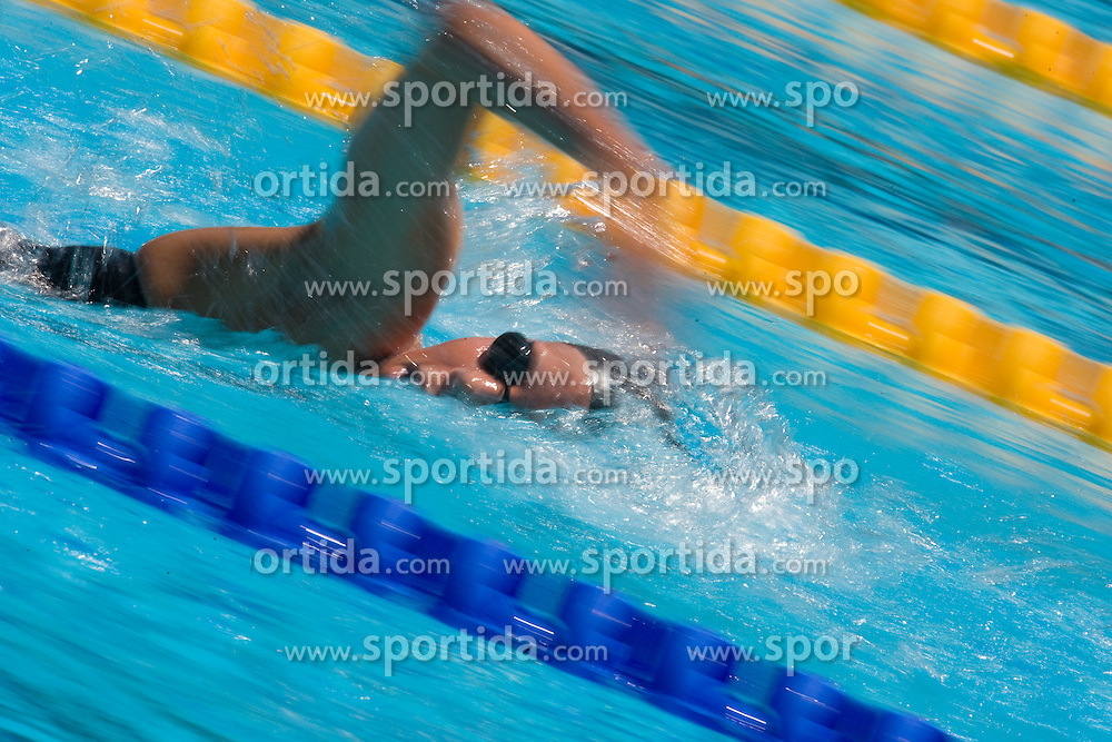 Tjasa Oder of Slovenia competes in the Women's 1500m Freestyle Heats during the 13th FINA World Championships Roma 2009, on July 27, 2009, at the Stadio del Nuoto,  in Foro Italico, Rome, Italy. (Photo by Vid Ponikvar / Sportida)