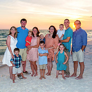 Buffington Family Beach Photos