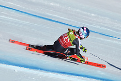 March 14, 2019 - ANDORRA - Mikaela Shiffrin (USA) during Ladies Super Giant of Audi FIS Ski World Cup Finals 18/19 on March 14, 2019 in Grandvalira Soldeu/El Tarter, Andorra. (Credit Image: © AFP7 via ZUMA Wire)