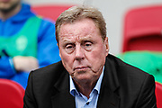 Birmingham City manager Harry Redknapp before the EFL Sky Bet Championship match between Bristol City and Birmingham City at Ashton Gate, Bristol, England on 7 May 2017. Photo by Andrew Lewis.
