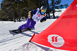 Europa Cup Finals Banked Slalom, MONTAGGIONI Maxime, FRA at the 2016 IPC Snowboard Europa Cup Finals and World Cup