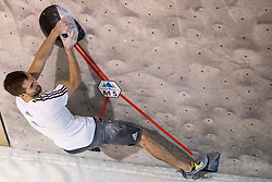 Gregor Vezonik during training competition of Slovenian National Climbing team before new season, on June 30, 2020 in Koper / Capodistria, Slovenia. Photo by Vid Ponikvar / Sportida