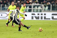can - 08.01.2017 - Torino - Serie A 2016/17 - 19a giornata  -  Juventus-Bologna nella  foto: Paulo Dybala segna su rigore il gol del 2 a 0