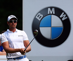 May 25, 2017 - Virginia Water, United Kingdom - Brandon Grace  of South Africa during 1st Round for the 2017 BMW PGA Championship on the west Course at Wentworth on May 25, 2017 in Virginia Water,England  (Credit Image: © Kieran Galvin/NurPhoto via ZUMA Press)