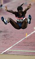 Friidrett, 10. august 2005, VM Helsinki, <br /> World Championships in Athletics<br /> Tianna Madison , Long jump