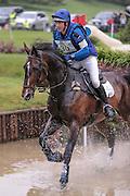 NOTA BENE ridden by Tim Cheffings at Bramham International Horse Trials 2016 at  at Bramham Park, Bramham, United Kingdom on 11 June 2016. Photo by Mark P Doherty.