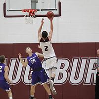 Men's Basketball: Augsburg University Auggies vs. University of St. Thomas (Minnesota) Tommies