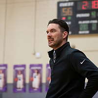 Kirtland Central basketball coach