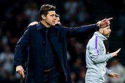 Tottenham Hotspur manager Mauricio Pochettino - Mandatory by-line: Robbie Stephenson/JMP - 30/04/2019 - FOOTBALL - Tottenham Hotspur Stadium - London, England - Tottenham Hotspur v Ajax - UEFA Champions League Semi-Final 1st Leg
