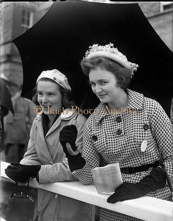 25/06/1958<br /> 06/25/1958<br /> 25 June 1958<br /> Irish Derby at the Curragh Racecourse, Co. Kildare.