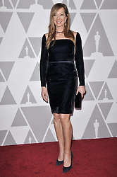 Allison Janney arrives at the 90th Annual Academy Awards Nominee Luncheon held at the Beverly Hilton in Beverly Hills, CA on Monday, February 5, 2018. (Photo By Sthanlee B. Mirador/Sipa USA)