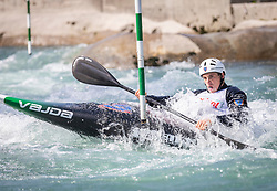 Vianello Marco (CC Carabinieri / Italy) during ICF Canoe Slalom Ranking Race Tacen 2018, on April 8, 2018 in Ljubljana, Slovenia. Photo by Urban Meglic / Sportida