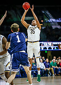 NCAA Basketball - Notre Dame Fighting Irish vs Mount St Mary's - South Bend, In