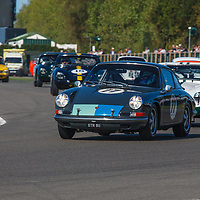 1965 Porsche 911 2-litre driven by Mark Sumpter in the Fordwater Trophy at Goodwood Revival 2019