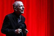 Leonard Cohen: 1934 - 2016