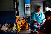 The Himsagar Express Train, India's longest train ride