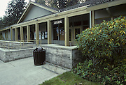 Visitor Center, Olympic, Olympic National Park, Washington