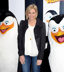 Jenni Falconer attends Penguins of Madagascar Multimedia Screening at Vue West End, Leicester Square, London on Saturday 29th   November 2014
