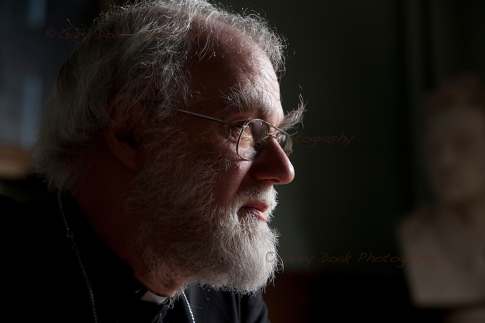 The Archbishop of Canterbury, the Most Reverend Rowan Williams
