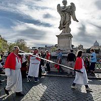 Via Crucis in onore del Beato Papa Giovanni Paolo II
