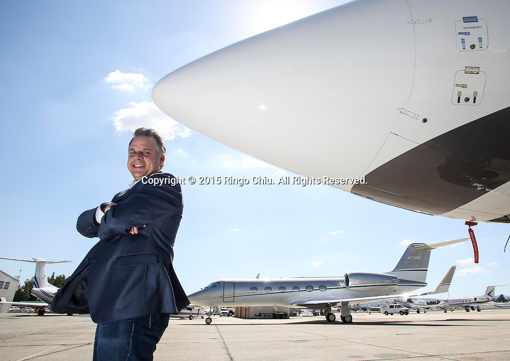 Bill Papariella, CEO of Jet Edge.