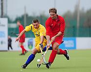Russia v Ukraine OQT men 2012