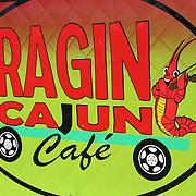 1st Annual Los Angeles Guitar Festival, July 2011.  Ragin Cajun Cafe food truck.