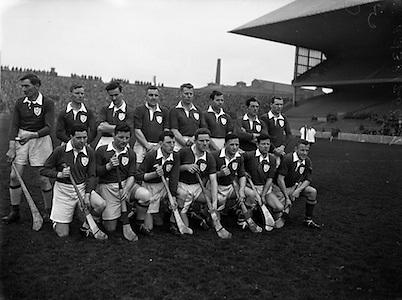 Interprovincial Railway Cup Hurling Final,.Munster v Leinster, .Leinster.17.03.1960, 03.17.1960, 17th March 1960,
