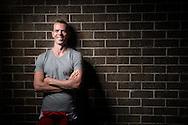 Jimmy Johnsen (DEN). 2013 Triathlon Magazine Feature Photography. Melbourne, Australia. Photo By Lucas Wroe