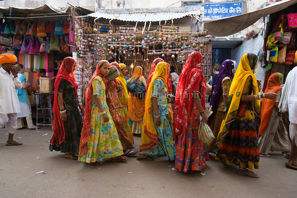 Camel fair in Pushkar
