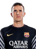 Spain - Liga BBVA 2015-2016 / <br /> ( Fc Barcelona ) - <br /> Jordi Masip