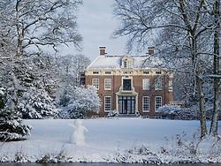 Hilverbeek, bebouwing, 's-Graveland, Wijdemeren, Noord Holland, Netherlands