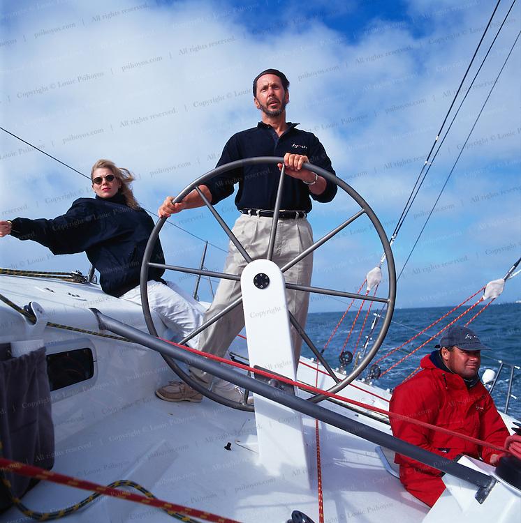 Larry Ellison Sailing Yacht