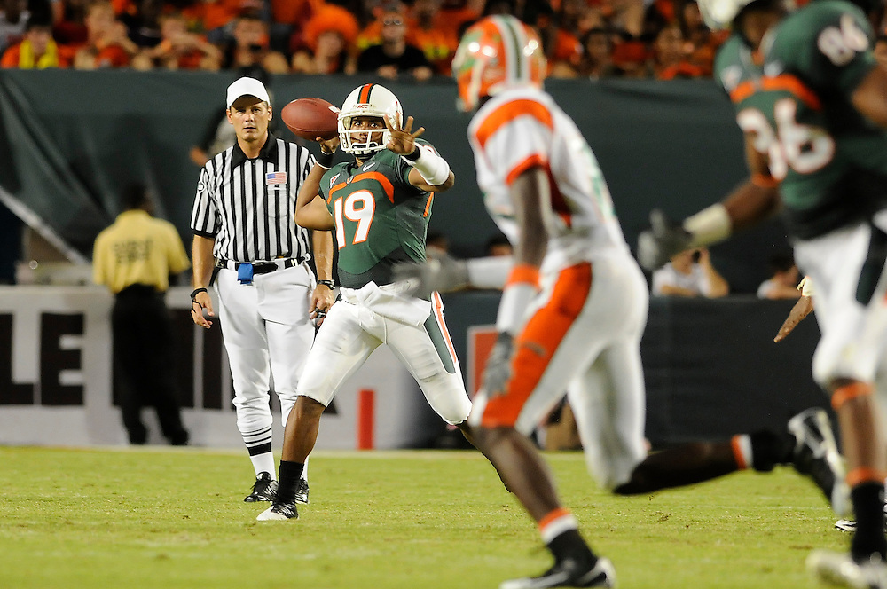 2009 Miami Hurricanes Football vs FAMU
